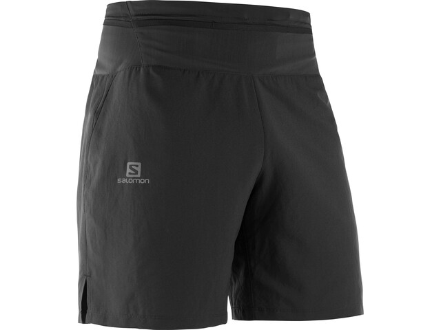 Salomon XA Short de sport Homme, black